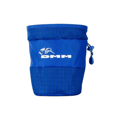 Blue - DMM Tube Chalk Bag