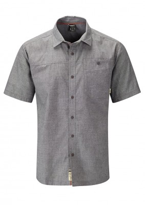 Anthracite - Rab Hacker SS Shirt