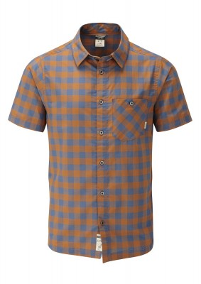 Airforce/ Copper -  Maverick SS Shirt