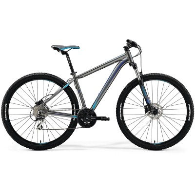 Silver - Merida Bikes Big.Nine 20-D - 2018