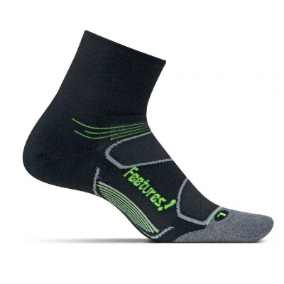 Feetures Elite Max Cushion Quarter