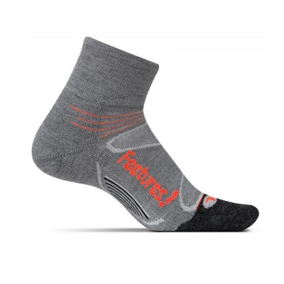Feetures Elite Merino + Cushion Quarter