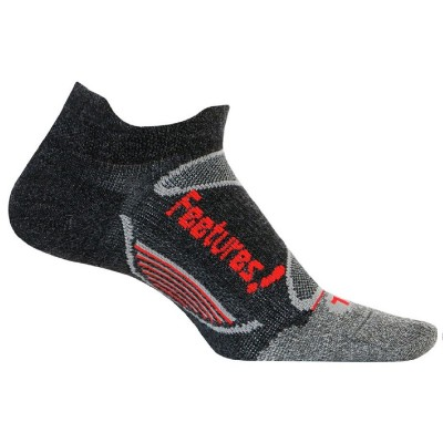 Feetures Elite Merino + Ultra Light No Show Tab