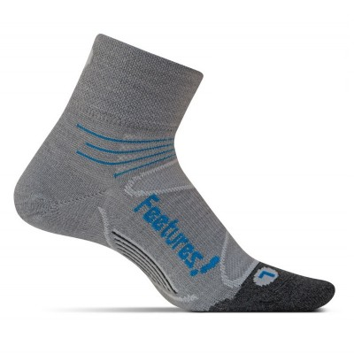 Feetures Elite Merino + Ultra Light Quarter