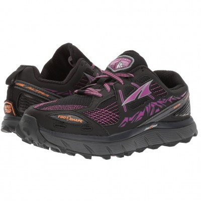 Purple/Orange - Altra Lone Peak 3.5-W