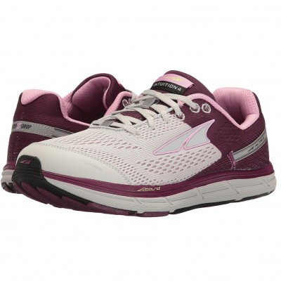 Gray/Purple - Altra Intuition 4-W