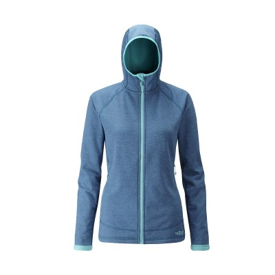 Rab Nucleus Hooded Jkt Wms