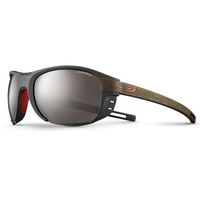 Dark Grey / Dark Bronw - Julbo Regatta Polarized 3+