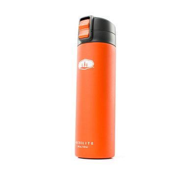 Orange - GSI Microlite 720 Flip .72 lt.-24 oz.
