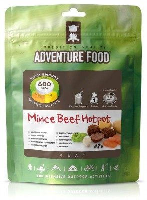 Adventure Food Carne Picada Con Verduras