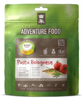 Adventure Food Pasta Bolognesa