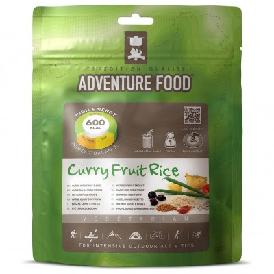 Adventure Food Arroz Curry Con Fruta
