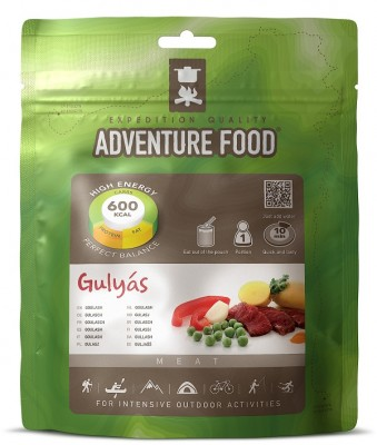 Adventure Food Goulash