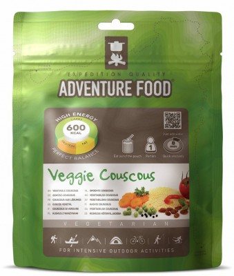 Adventure Food Couscous Con Vegetales