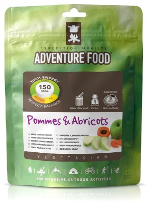 Adventure Food Compota Manzana Con  Damasco