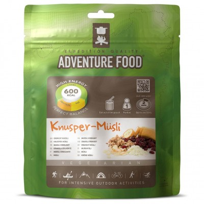 Adventure Food Muesli Crocante
