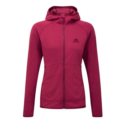 Cranberry - Mountain Equipment Calico Hooded Jacket Wmns