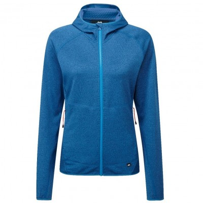 Lagoon Blue - Mountain Equipment Beehive Wmns Hooded Jacket