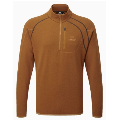 Mountain Equipment Sidewinder Zip Tee