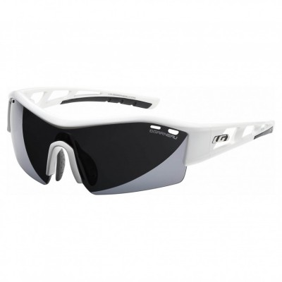 White - Garneau Course II Sunglasses