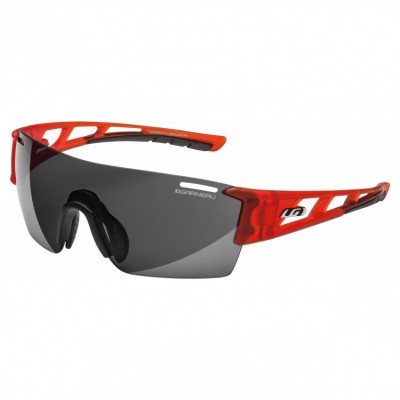 Matt Red - Garneau Superleggera II Sunglasses Black