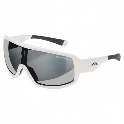 White - Garneau The Wall Sunglasses
