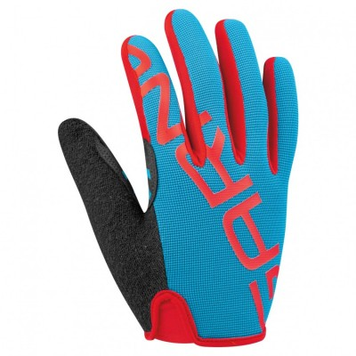 Blue Red - Garneau Wms Ditch Gloves