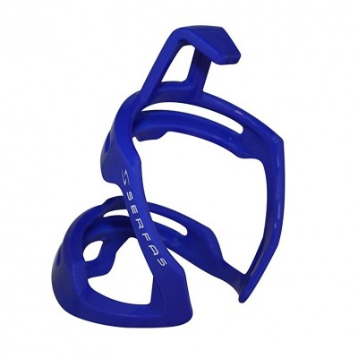 Blue - Serfas Switch Hitter Nylon Cage