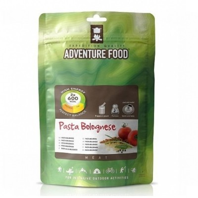 Adventure Food Pasta Bolognesa 2 Porciones
