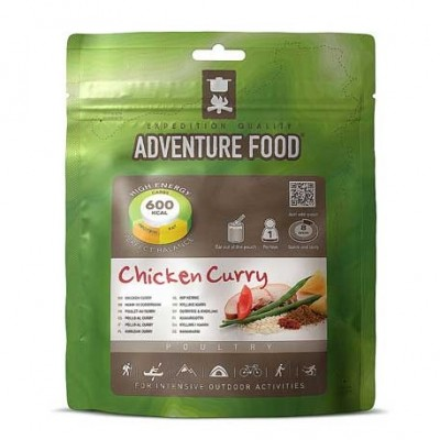 Adventure Food Pollo Al Curry 2 Porciones