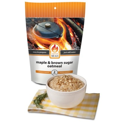 Campfire Meals Marple & Brown Sugar Oatmeal
