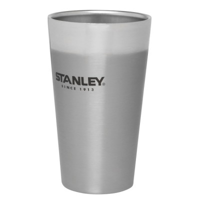 Stainless - Stanley Adventure Stacking Vacuum Pint 473ml