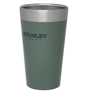 Hammertone Green - Stanley Adventure Stacking Vacuum Pint 473ml