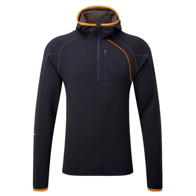 Cosmos - Mountain Equipment Integrity Hooded Zip Tee