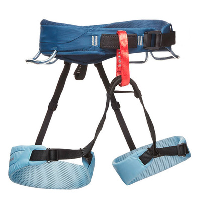 Stone Blue - Black Diamond Momentum Harness Wm´s