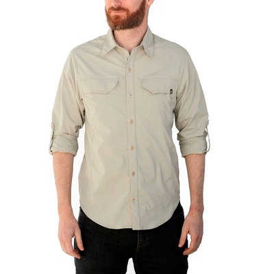 Tatoo Camisa ML Creek Hombre