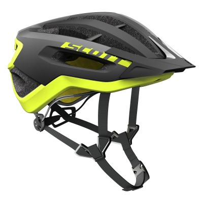 Blck/Yeow Rc - Scott Helmet Fuga PLUS rev (CE)
