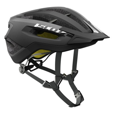 Black - Scott Helmet Fuga PLUS rev (CE)