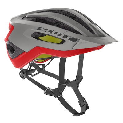 Stellar Grey/Red - Scott Helmet Fuga PLUS rev (CE)