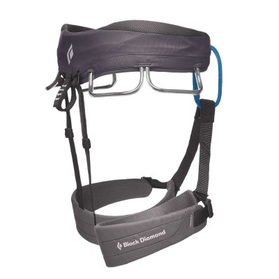 Slate - Vista Lateral - Black Diamond Momentum Harness Men´s