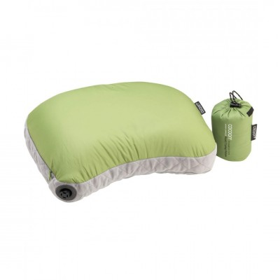 WASABI / GRAY - Cocoon Hood / Camp Pillow Ultralight Air-Core