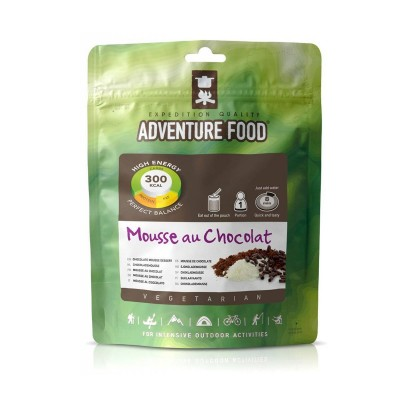 Adventure Food Mousse De Chocolate