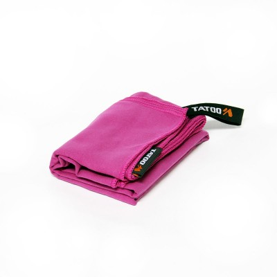 S - Fuchsia - Tatoo Camp Towel