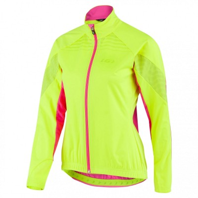 Yellow Pink - Garneau Women´s Glaze Rtr Jacket