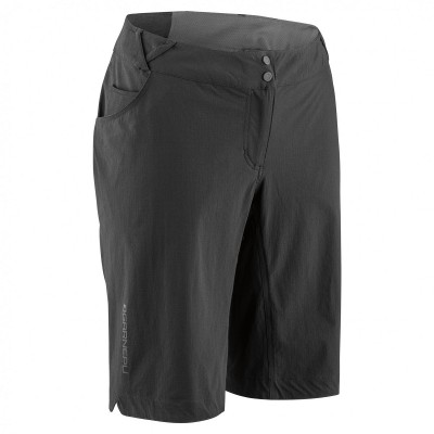 Black - Garneau Women´s Connector Cycling Shorts