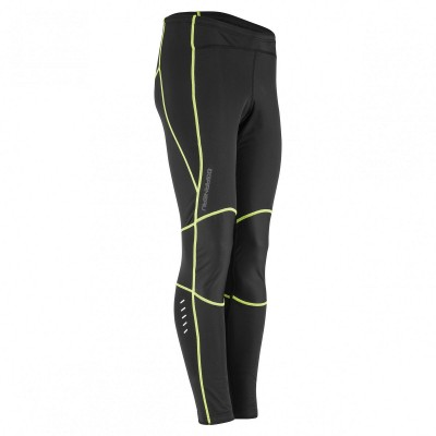 Black/Yellow - Garneau Solano 2 Tights