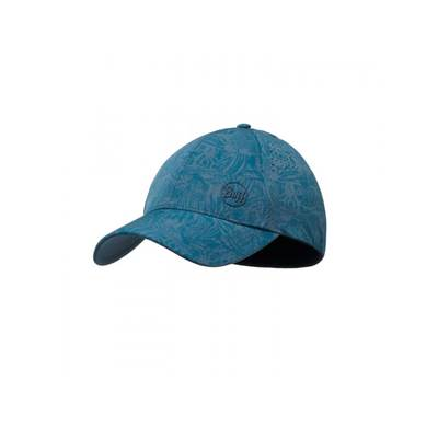 CHECKBOARD NAVY - Buff® Trek Cap