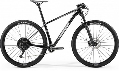 Black(Silver) - Merida Bikes 2018 Big.Nine 3000