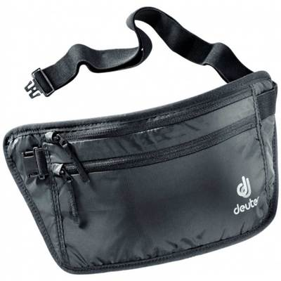BLACK - Deuter Security Money Belt II