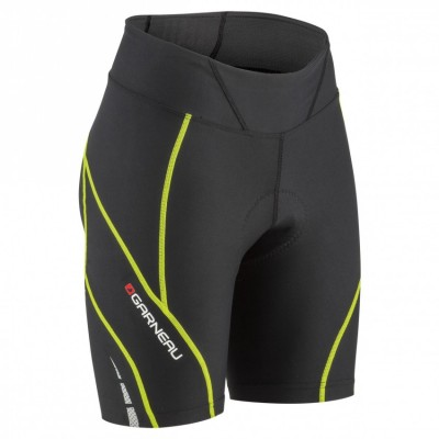 Bright Yellow - Garneau Women´s Neo Power Motion 7 Cycling Shorts